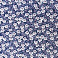 Jersey, bombaž, cvetlični, 18282-024