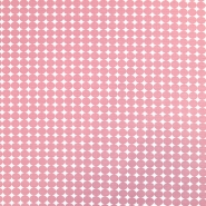 Jersey, bombaž, pike, 18369-013, roza
