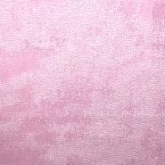 Semiš, brušeno pletivo, 18371-014, ružičasta