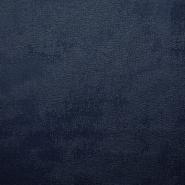 Semiš, brušeno pletivo, 18371-108, temno modra