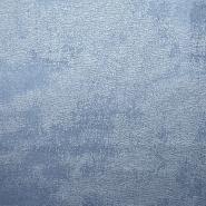 Semiš, brušeno pletivo, 18371-203, alt modra