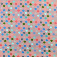 Jersey, bombaž, pike, 18384-61108, alt roza