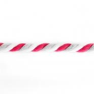 Nit, višebojna, 10 mm, 18391-43862, bijelo-ružičasta