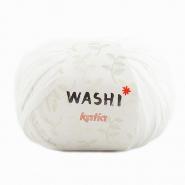 Garn, Washi, 18396-100, weiß