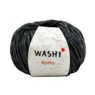 Garn, Washi, 18396-110, schwarz