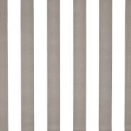 Tenda, bombaž, črte, 18401-2