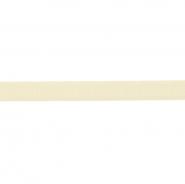 Traka, keper, pamuk, 15 mm, 15835-6002, natur