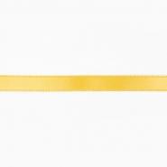 Traka, saten, 10 mm, 15458-1030, žuta