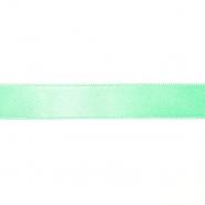 Traka, saten, 15 mm, 15459-1082, mint