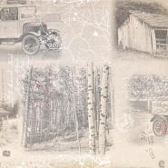 Deko, tisk, 18259-12