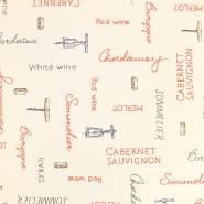 Deco, print, wine labels, 14257