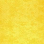 Deko, tisk, impregniran, 18260-3, rumena