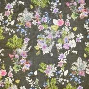 Pamuk, tanak, cvjetni, 18157-30