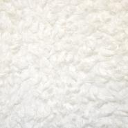 Krzno, umetno, dolgodlako, 18481-1, smetana