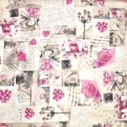 Deko, tisk, digital, romantični, 18278-57