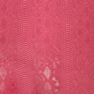 Umetno usnje, kača, 17700-210, fuksija