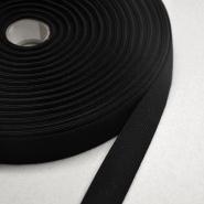 Elastika, 25 mm, 18503, crna