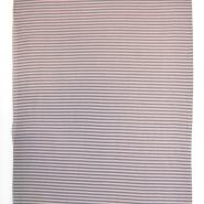 Bündchen, Streifen, 17184-132, grau-rosa
