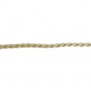 Schnur, 6mm, 18542-0614, beige