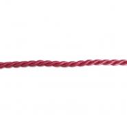 Schnur, 6mm, 18542-1660, rot