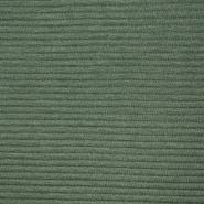 Pletivo, črte, 18554-128, zelena