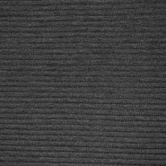Pletivo, črte, 18554-168, siva
