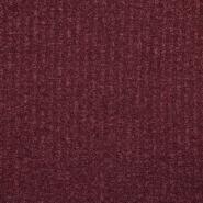 Pletivo, debelejše, 18555-018, bordo