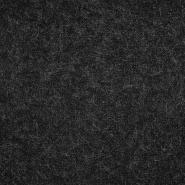 Pletivo, melanž, 18551-069, črna