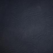 Kunstleder, Bekleidungsleder, 18567-008, dunkelblau