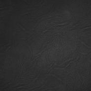 Umjetna koža, odjevna, 18567-069, crna