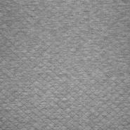 Pletivo, debelejše, kare, 18558-163, siva