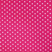 Bombaž, poplin, pike, 17952-006, pink