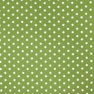 Bombaž, poplin, pike, 17952-017, zelena