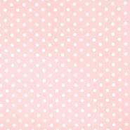 Baumwolle, Popeline, Punkte, 17952-021, rosa