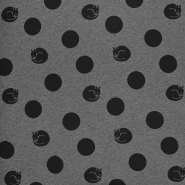Jersey, pamuk, točke, 18599-3001