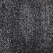 Pletivo, jeans, 18630-069, črno bela