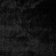 Pliš, gladak, 18633-069, crna