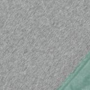 Wirkware, beidseitig, 18634-022, grau-mintblau