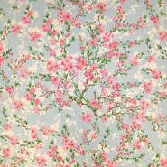 Deko, Druck, floral, 15188-229