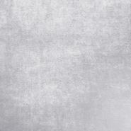 Pliš bombažen, 13348-063, siva