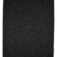 Patent, bleščice, 13515-270, črno srebrna