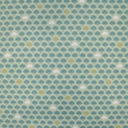 Deko, tisk, cvetličen, 18691-01