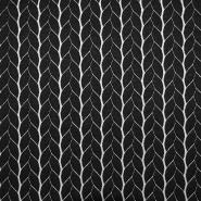 Pletivo, kitke, 18700-999, črna
