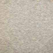 Pletivo, tanjše, viskoza, 17837-585, bež