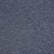 Poliamid, elastan, melanž, 18737-57, modra