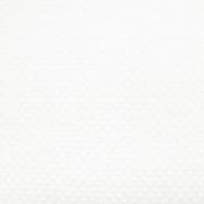 Pletivo, geometrijski, 18620-051, bijela