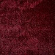 Pliš, gladek, 18633-019, bordo