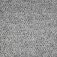 Pletivo, bukle, 18768-068, siva