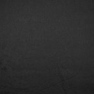 Saten krep, poliester, 18811-069, črna
