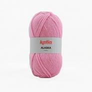 Garn, Alaska, 15451-44, rosa